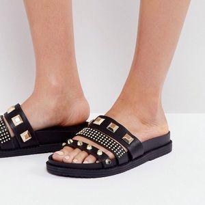 River Island Platform Sandals